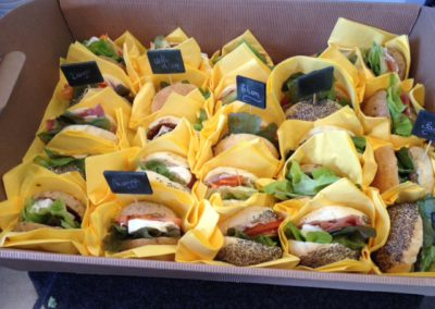 buffet parisiennes fermees